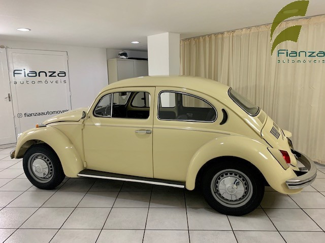 Volkswagen Fusca 74 1500 placa preta - Foto 3