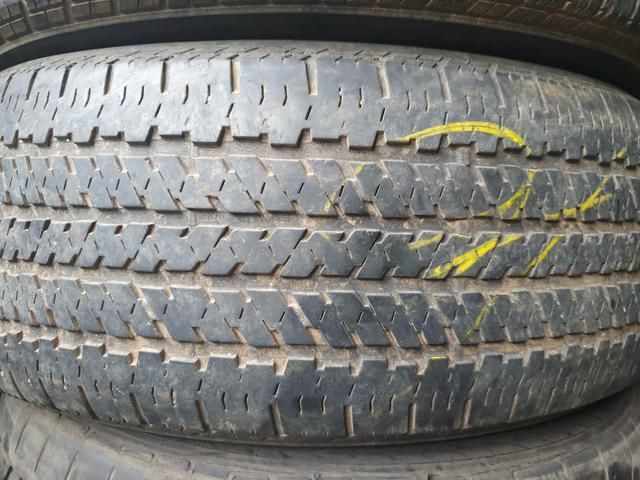 Pneus 255/60/18 marca Bridgestone - Foto 2