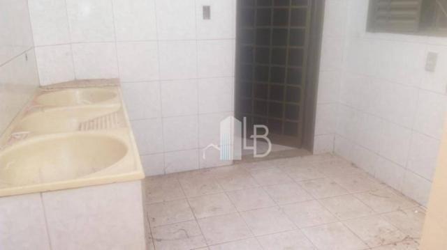 Casa com 3 dormitórios para alugar, 90 m² por R$ 2.000,00/mês - Santa Mônica - Uberlândia/ - Foto 12