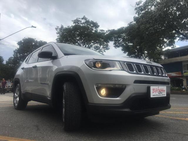Jeep Compass Sport 4x2 Flex 2018+21MKM - Foto 3