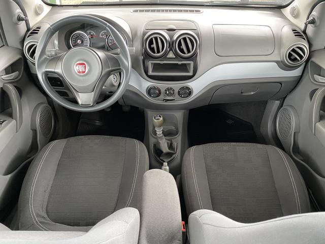 Fiat palio attractive 13/2014 1.4 completo! - Foto 4