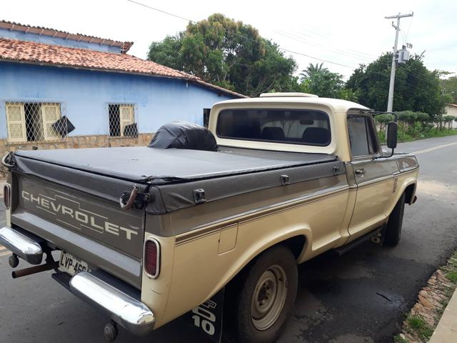 Chevrolet D10 ano 1985