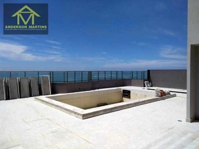 Excelente 4 quartos frente ao mar da Praia da Costa - Foto 3