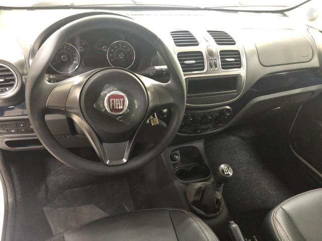Fiat Grand Siena Attractive 1.0 2020/2020 - Foto 10