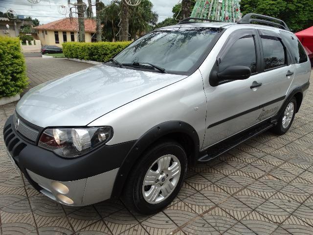 Fiat PaliO ADVeNTuRE 1.8FLEX_CoMPLeTa_ExtrANovA_LacradAOriginaL_RevisadA_ - Foto 17