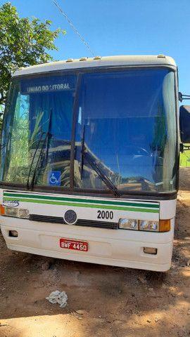 Ônibus Scania 113 (toco) pra venda ou troca! - Foto 3