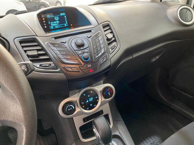 New Fiesta SEL Automático 2017 Único Dono. 30.000 KM - Foto 11