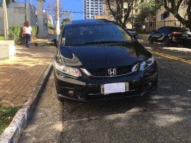 Honda civic sedan exr 2.0 flexone 16v automatico 2016 - Foto 9