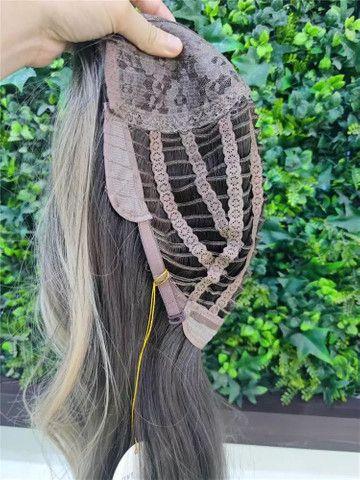 Peruca wig comum futura NOVA - Foto 3