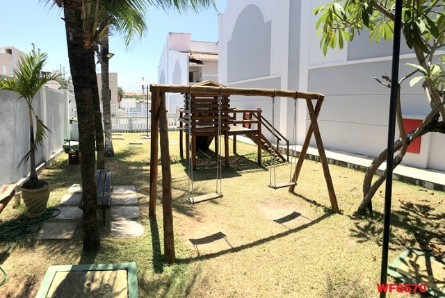 Village Dunas Del Mare, casa tríplex com 3 quartos, 2 vagas, Manoel Dias Branco - Foto 12