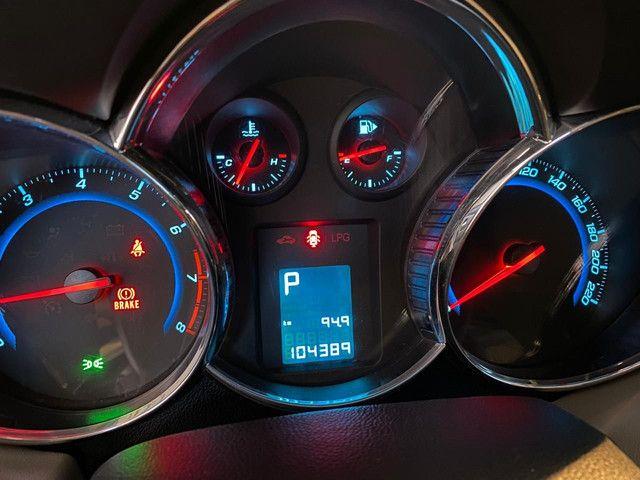 Chevrolet Cruze 1.8 LTZ 2014 Impecável - Foto 14