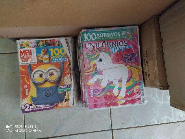 Revistas apenas $3 - Foto 4