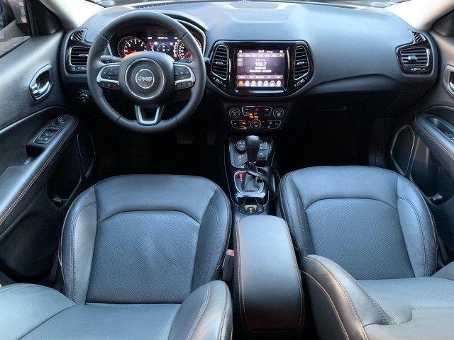 Jeep Compass 2.0 Limited 4x4 Diesel Automático - Foto 7