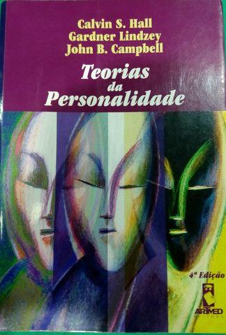 Livro de Psicologia: Teorias da Personalidade