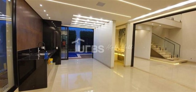 Casa de condomínio à venda com 4 dormitórios em Setor central, Jataí/go cod:RTR40711 - Foto 8