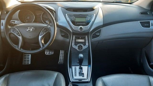 Hyundai ELANTRA GLS 1.8 16V AUT. - Foto 9