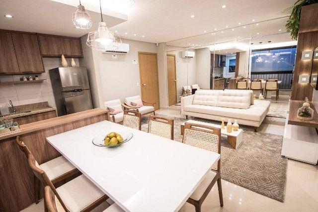 Apartamento de 2 e 3 Quartos com suítes no Bairro Aeroviários  - Foto 2