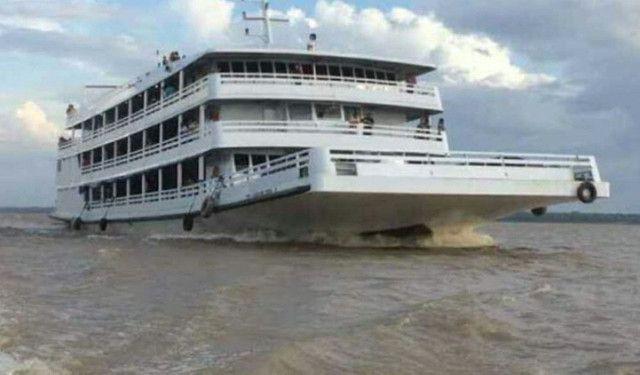 Ferry Boat perfeito. Entrada mais parcelas
