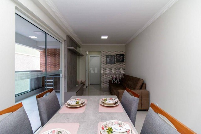 Apartamento Garden com 2 dormitórios à venda, 59 m² por R$ 427.000,00 - Fanny - Curitiba/P - Foto 8
