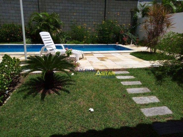 Casa com 3 dormitórios à venda, 429 m² por R$ 3.200.000,00 - Alphaville Fortaleza - Eusébi - Foto 8