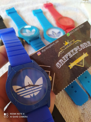 Relógio adidas unissex - Foto 2