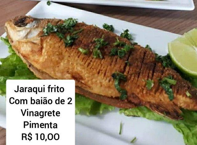 Peixe frito - Foto 4