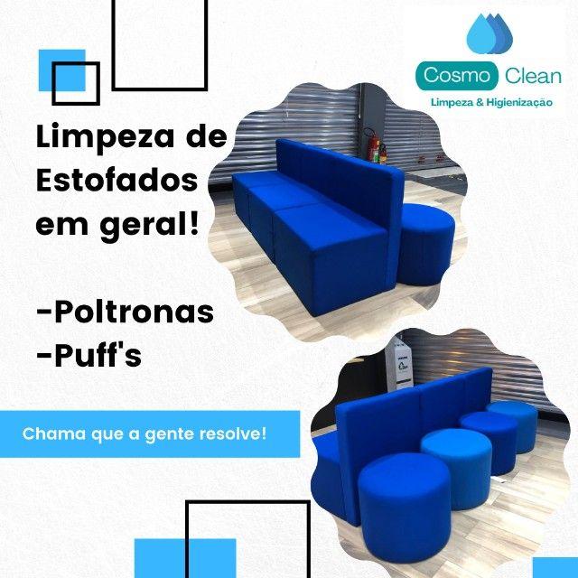 limpeza e higienização sofá colchao poltronas carros - Foto 3