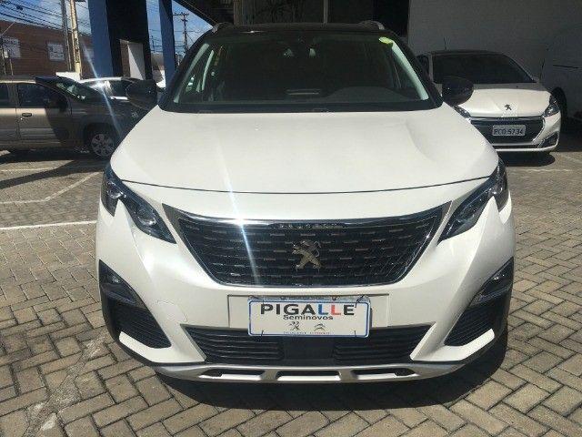 Peugeot 3008 Griffe 1.6 Turbo Thp Automático 2020 - Foto 2