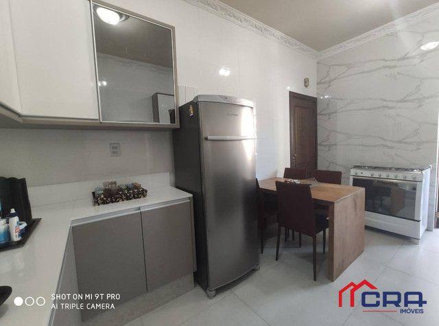 Apartamento com 4 dormitórios à venda, 117 m² por R$ 580.000,00 - Ano Bom - Barra Mansa/RJ - Foto 3
