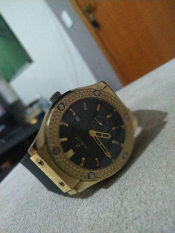 Relógio Hublot Geneve (CONSERVADO) - Foto 3