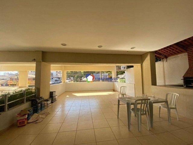 Apartamento com 2 dormitórios à venda, 63 m² por R$ 230.000,00 - Setor Leste Universitário - Foto 12