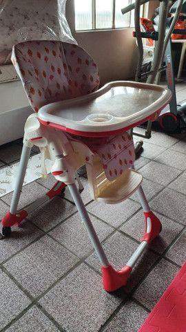 Cadeira de Alimentação e Espreguiçadeira Polly - Foto 3