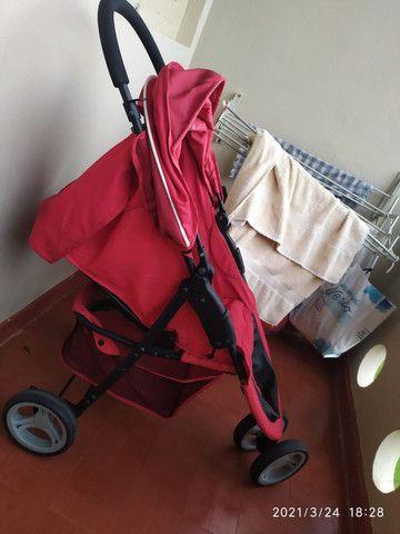 Carrinho de bebê 180,00 - Foto 2
