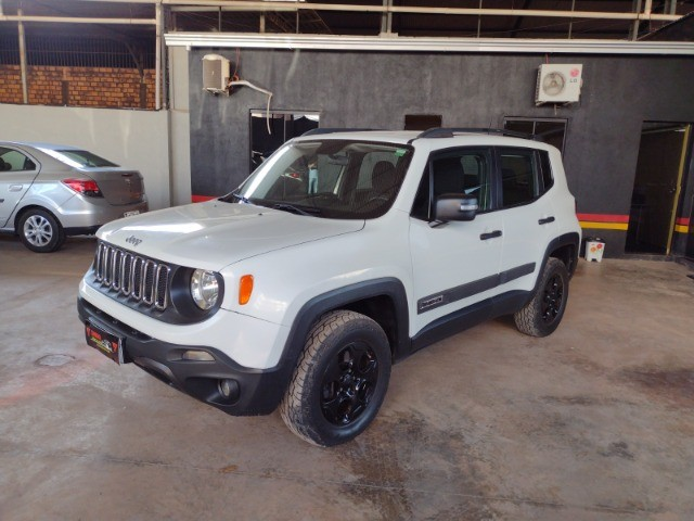 Jeep Renegade Sport 2.0 4x4 Automático a Diesel Fone (93)9. *Alan vendedor