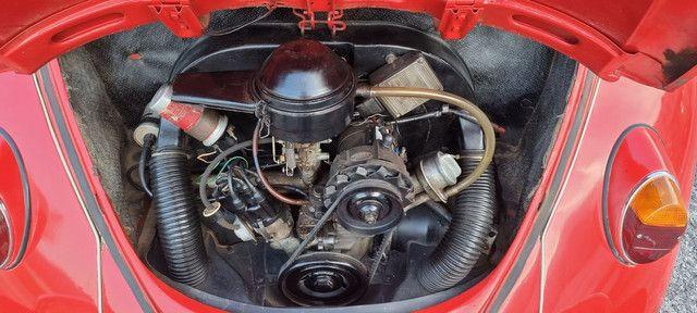 VW fusca 1.300 ano 1970 uma Relíquia   - Foto 9