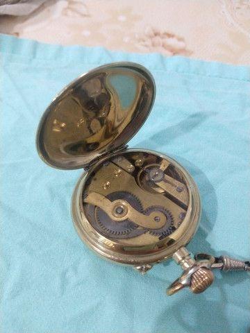 Relógio raridade ano 1800 - Foto 2