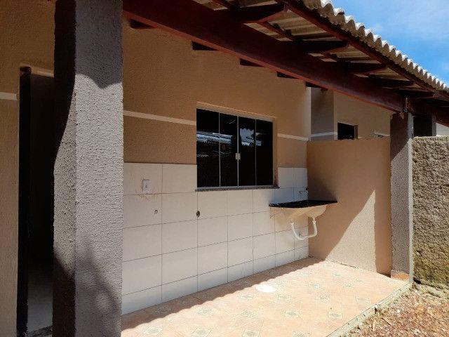 Vendo Barato! Casas 02 quartos com 01 suíte - Parque Estrela Dalva V - Luziânia - Foto 13