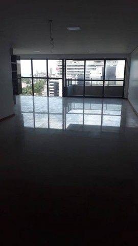 Apartamento para venda com 156 metros quadrados com 3 quartos em Ponta Verde - Maceió - AL - Foto 6