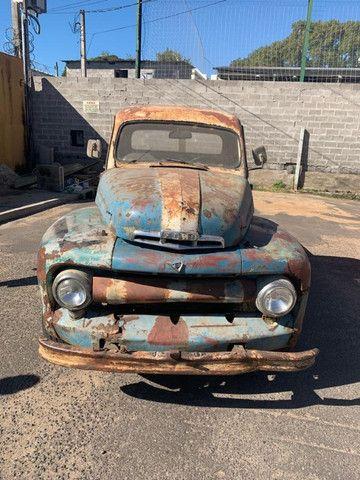 Ford f1 pick up diesel - Foto 5