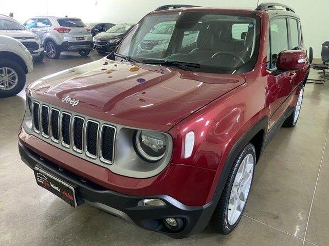 Jeep Renegade Limited 2019 Teto Panorâmico  - Foto 7