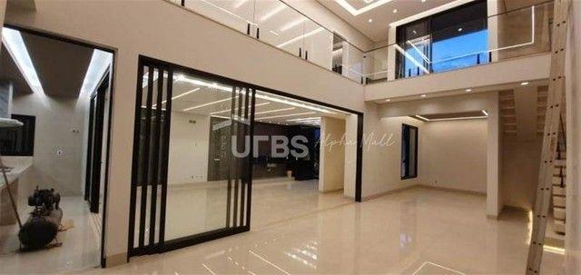 Casa de condomínio à venda com 4 dormitórios em Setor central, Jataí/go cod:RTR40711 - Foto 7