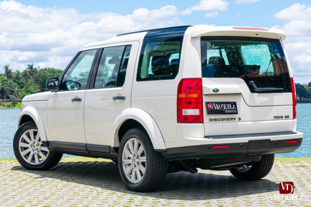 Land Rover Discovery 3 2.7 4x4 Diesel (auto) - Foto 4