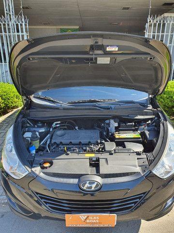 hyundai ix35 2012 automática impecável financia e aceita troca - Foto 14
