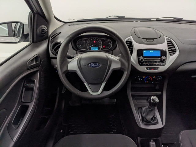 Ford Ka 1.0 Se 2019 Sedan - Foto 18