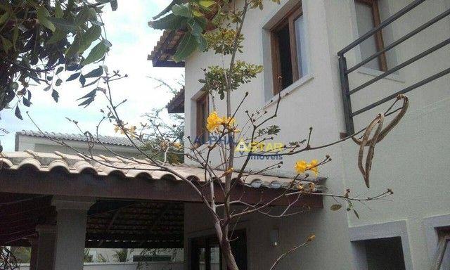 Casa com 3 dormitórios à venda, 429 m² por R$ 3.200.000,00 - Alphaville Fortaleza - Eusébi - Foto 4