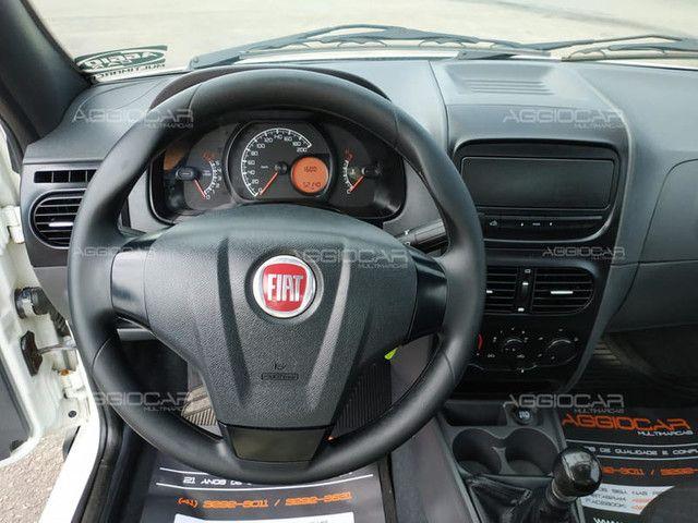FIAT STRADA HARD WORKING CS 1.4 FIRE FLEX completa 2018 - Foto 17