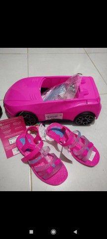 Sandália Barbie n° 32/33