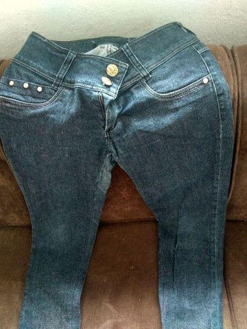 Calças jeans 38 ao 40 - Foto 5