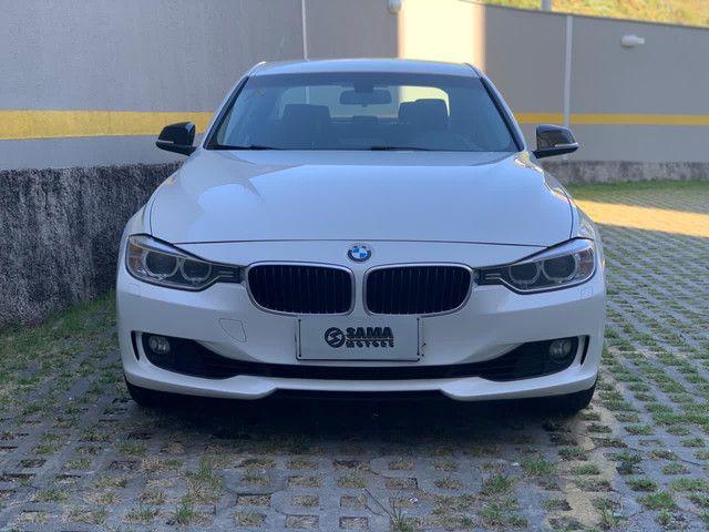 BMW 320i Activeflex 2014, veículo revisado - Foto 4