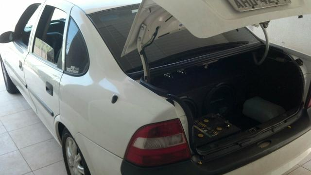 VECTRA CD 2.0 ANO 97 COMPLETO